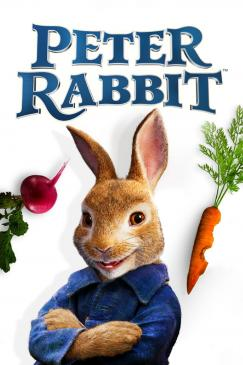 Peter Rabbit - KeyArt